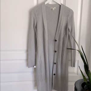 Banana Republic Ribbed knit Cardigan